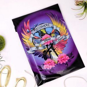 50 pieces 6x9 tatoo design polymailer